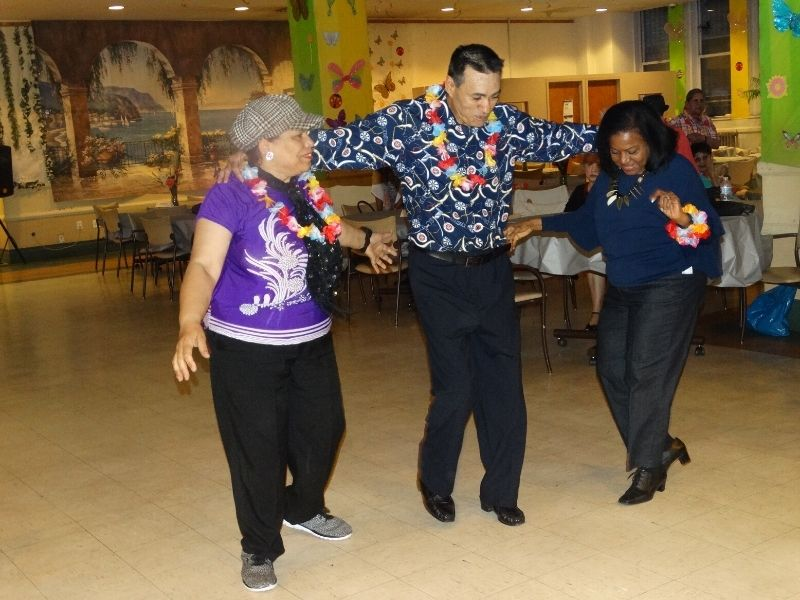 Events for Seniors Upper Manhattan
